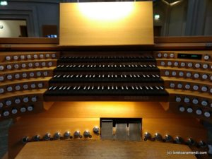 International Pipe Organ Festival - Reykjavik Iceland Loreto Aramendi