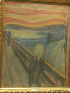 Munch - Natinal Gallery - Oslo