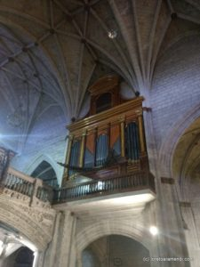 Organ concert in Agurain - Salvatierra - Alava - Spain