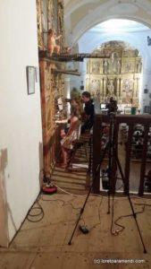 Concierto de organo en Capillas - Palencia - Loreto Aramendi