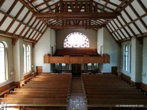 Organ Concert by Loreto Aramendi- Spiez church - Switzerland