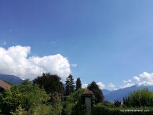 Nature in Spiez - Switzerland