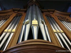 Concierto al órgano de Heiliggeistkirche - Bern - Suiza