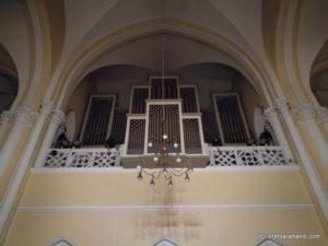 Órgano - Catedral de Moscú