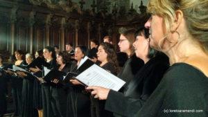Concierto en Azkoitia - Coro Arv-Vocem