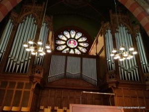 Órgano - Iglesia St Martin - Dudelange - Luxemburgo