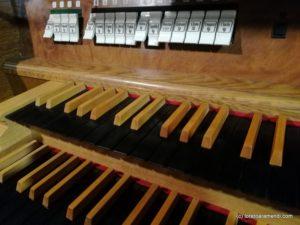 Órgano de la Milagrosa - Teruel