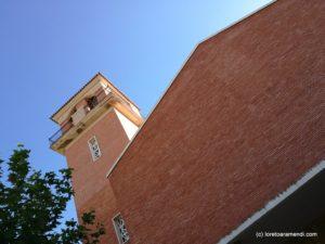 Iglesia de la Milagrosa - Teruel