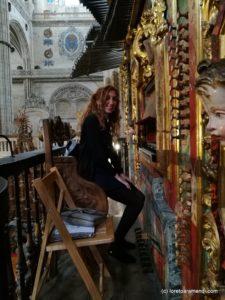 Loreto Aramendi - Órgano - Catedral Salamanca