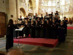 Coro Goratzar en Salamanca