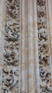 Catedral de Salamanca - Detalle