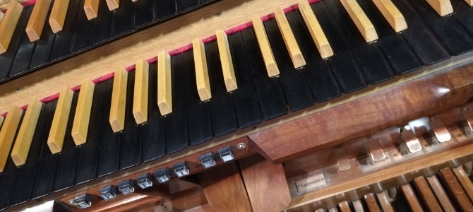 Orgel Konzert – La Milagrosa kirche – Teruel – September 2018