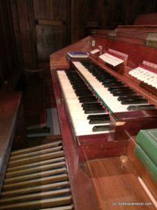 Órgano d eBergara - Concierto con Arvo Vocem - Loreto Aramendi