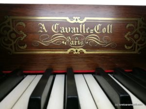 órgano Cavaillé-Coll - Caen - Francia