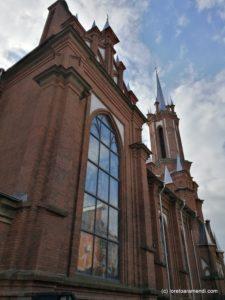Concierto de órgano en Vladisvostok - Loreto Aramendi