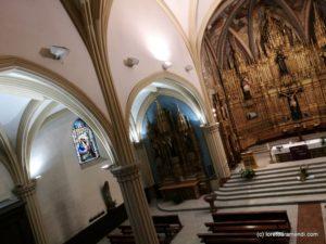 Kirche der Franziskaner - San Sebastián