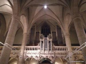 Catedral de Luxemburgo - Órgano