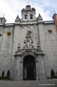 Iglesía de Santa María - Tolosa - Pais vasco
