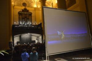Concierto de películas - Presentación - Tolosa