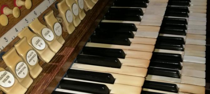 Concierto de órgano – Iglesia de los Franciscanos – San Sebastián – Diciembre 2018