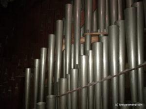 Órgano Aristide Cavaillé-Coll - Basílica Santa MAría del Coro - San Sebastián