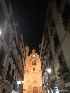 Basílica de Santa María del Coro - San Sebastian