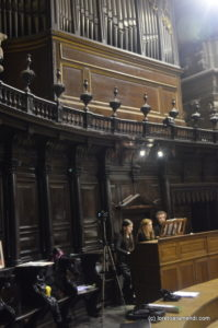 Loreto Aramendi - Orgue Cavaillé-Coll de la Basilique Santa María del Coro