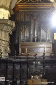 Orgue Cavaillé-Coll de la Basilique Santa María del CoroCavaillé-Coll de la Basílica Santa María del Coro