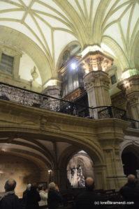 Órgano Cavaillé-Coll de la Basílica Santa María del Coro