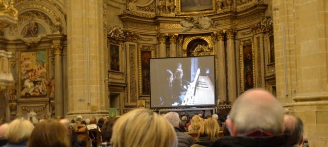 Concert for organ and quartet – Basilica of Santa María – Donostia – February 2019