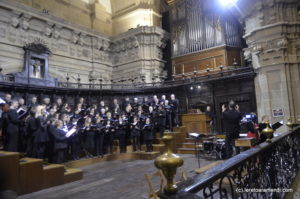 Coro Urmaiz y Coro Sinfónico de Araba