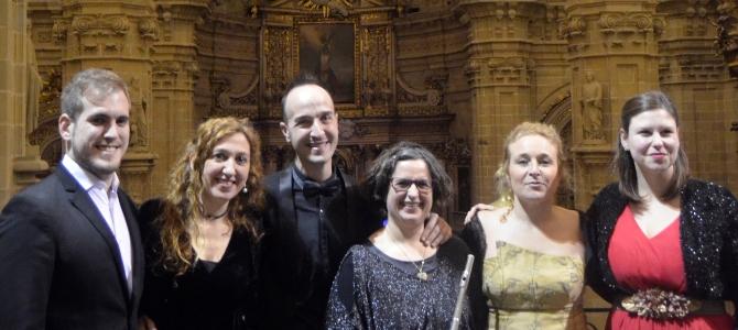 Concierto  órgano  y  Coros    –  Basílica  de  Santa  María  –  Donostia  –  Febrero  2019