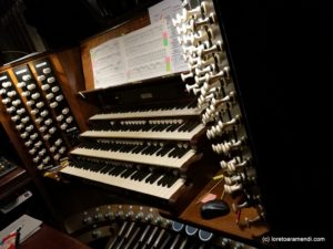 Harrison & Harrison pipe organ, King's College Chapel, Cambridge