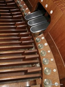 Harrison & Harrison pipe organ, King's College Chapel, Cambridge