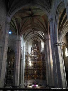 Iglesía de San Vicente - San Sebastián