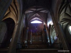 Órgano Cavaillé-Coll - Iglesía de San Vicente - San Sebastián
