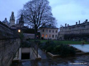 Queen's College - Oxford - Loreto Aramendi
