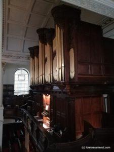 Saint George's Hanover Square - Orgelkonzert - Loreto Aramendi