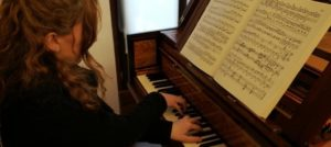 Conciert de Piano forte y clave - Palacio Insausti - Azkoitia - Abril 2019