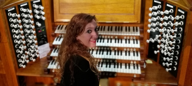 Organo  kontzertua  Saint  Albans  katedrala  –  Ingalaterra  –  2019ko  martxoa