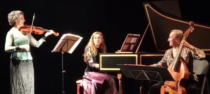 Concierto de Clavecín – Diatessaron – Lezo – Abril 2019