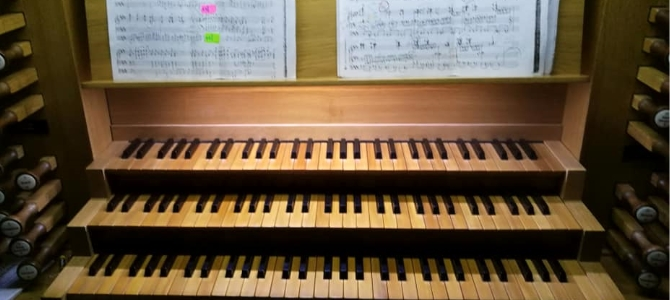 Organ Concert – Orio – April 2019