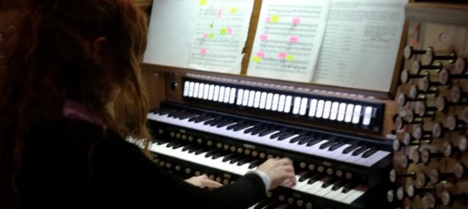 Concierto al órgano Aeolian-Skinner – Catedral de Atlanta – Mayo 2019