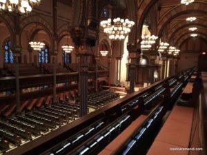 Central Sinagoga - New York City