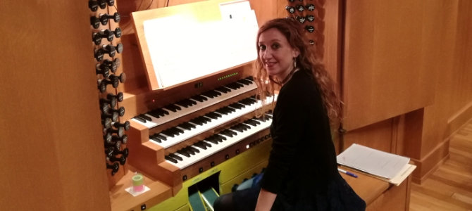 Kuhn organ concert – Tokyo Opera City Hall – Japan – April 2019