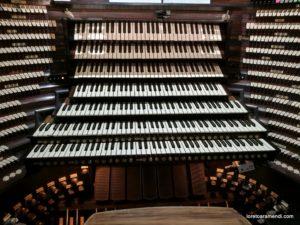 Órgano, Broadwalk Hall, Atlantic City.