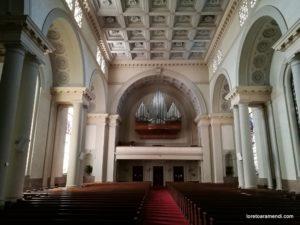 Pipe organ - National City Christian Church – Washington DC – EEUU