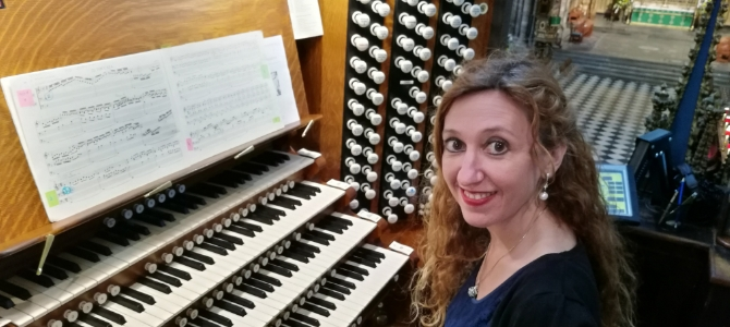 Harrison  &  Harrison  Organ  Concert  –  Westminster  Abbey  –  London  –  2019ko  ekaina