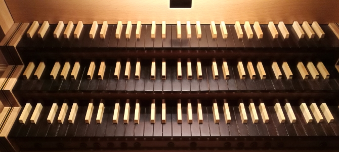 Concierto al órgano Grenzing – Basílica de la Mercé – Barcelona – Junio 2019