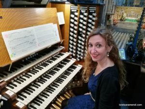 Loreto Aramendi - Organ concert at the Westminster Abbey - London
